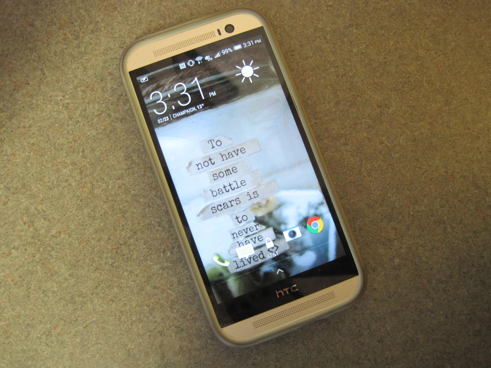 the best attitude 2358c cbe64 Spigen HTC One (M8) Case Ultra Hybrid (Review) – Weather Times ...